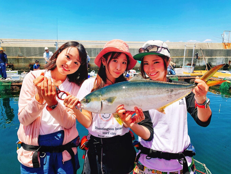 海上釣り堀 岬・田尻のアイキャッチ画像