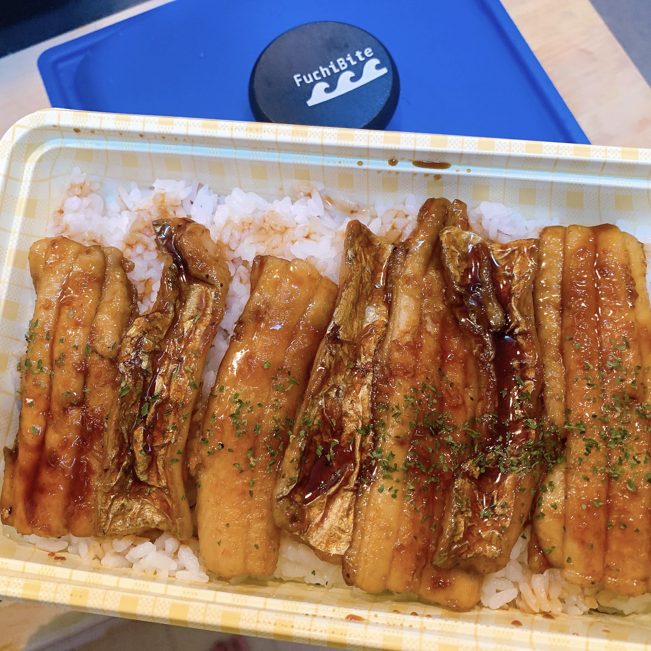 タチウオ蒲焼きのアイキャッチ画像